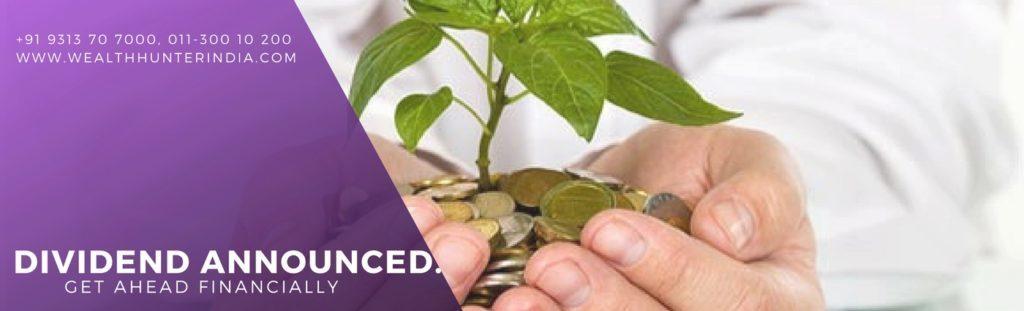 Mutual Fund Dividend Announced India Wealthhunterindia