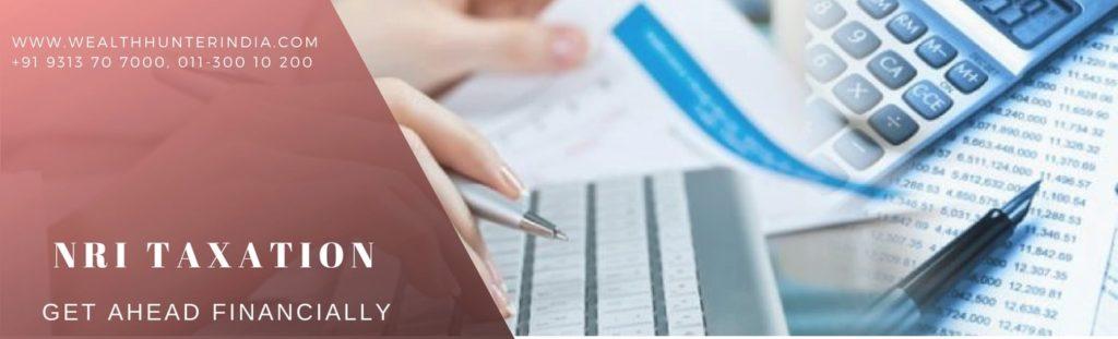 NRI Taxation, WealthhunterIndia